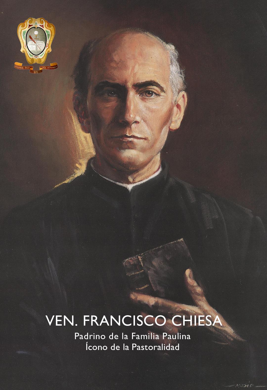 Venerable Canónigo Francisco Chiesa