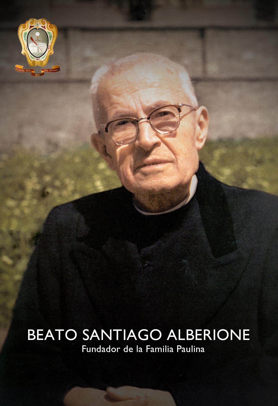Beato Santiago Alberione