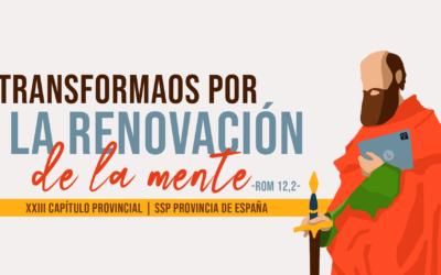 XXIII CAPÍTULO PROVINCIAL PAULINOS ESPAÑA