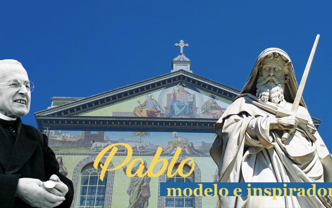 PABLO, MODELO E INSPIRADOR
