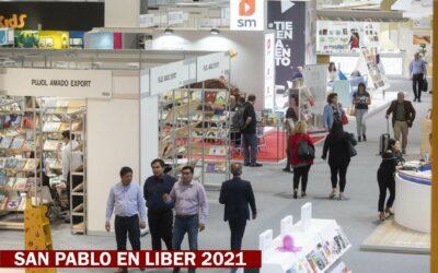 SAN PABLO ESPAÑA PRESENTE EN LA FERIA INTERNACIONAL DEL LIBRO DE MADRID 2021